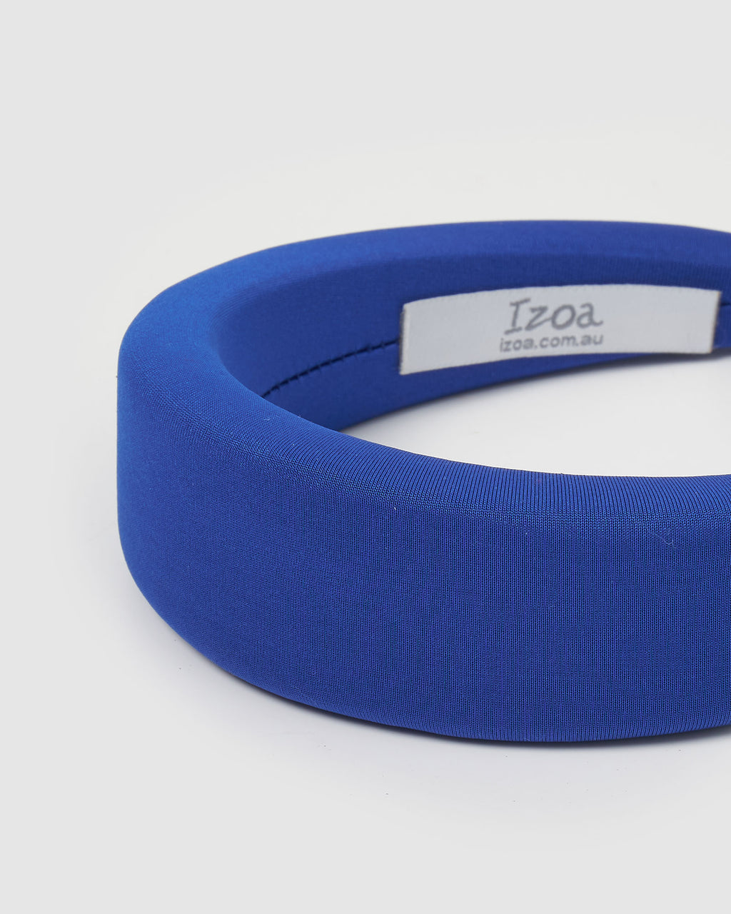 Izoa Blair Headband Blue