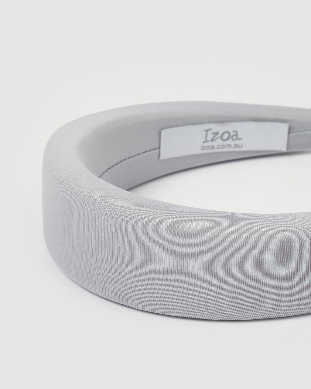 Izoa Blair Headband Grey