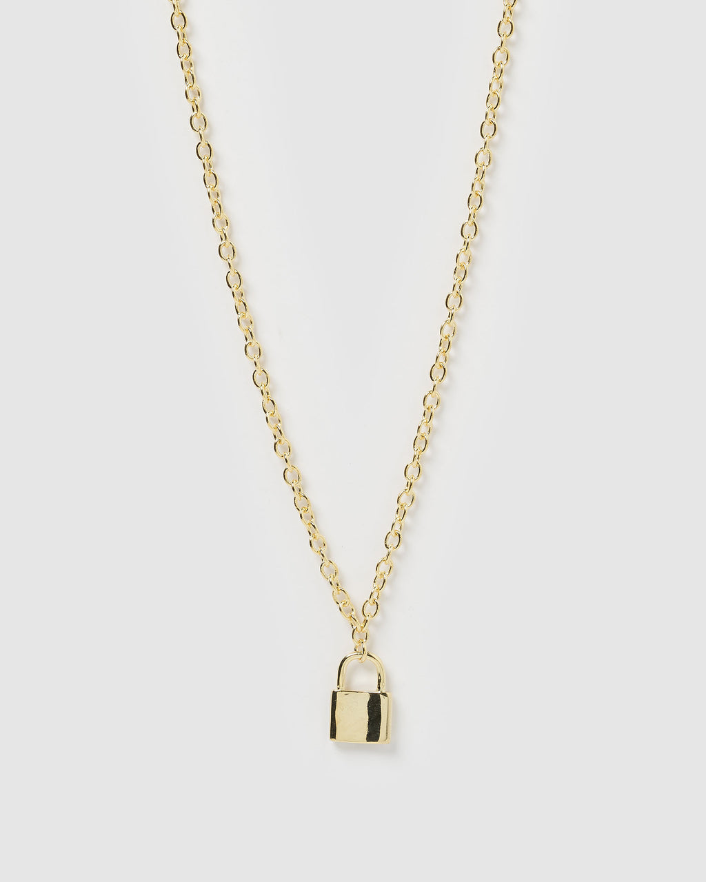 Izoa Rocka Necklace Gold