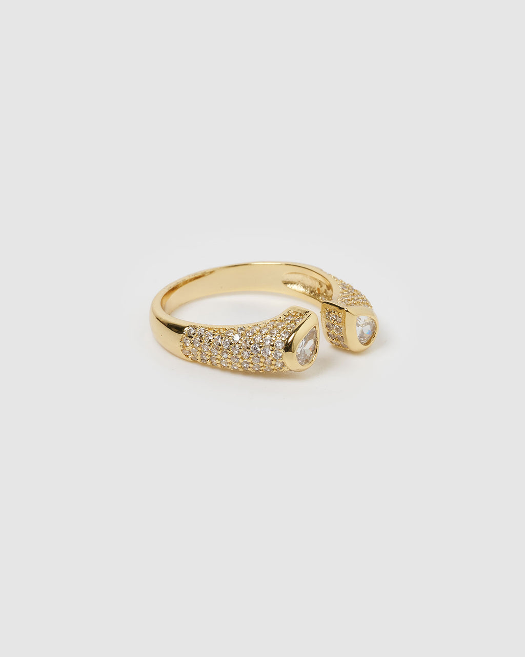 Izoa Ominia Ring Gold