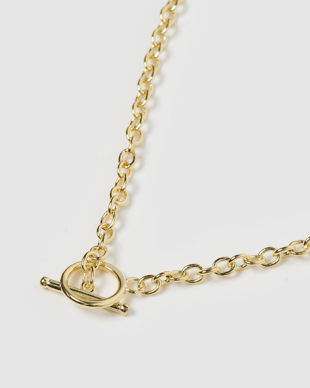 Izoa Rosie Necklace Gold