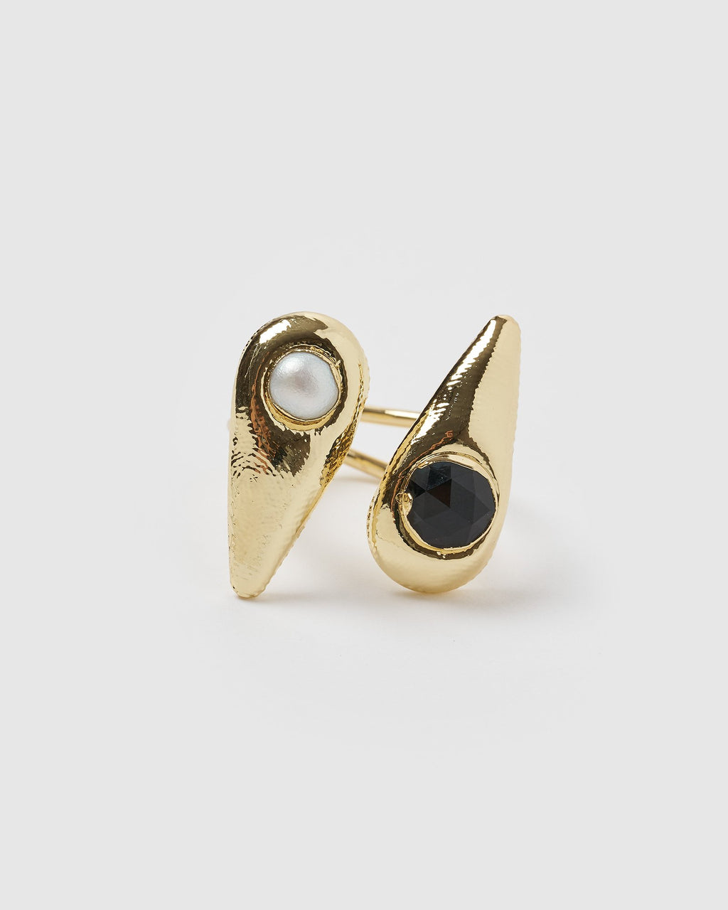 Miz Casa & Co Bohemia Ring Gold