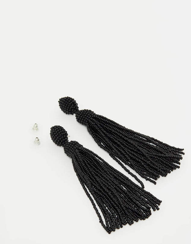 Izoa Collector Earrings Black