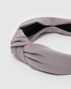 Izoa Cairo Headband Grey