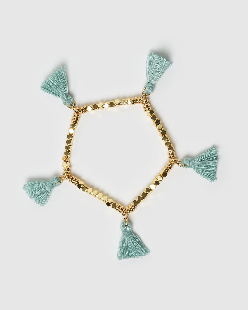 Miz Casa & Co Dreamer Bracelet Gold Mint