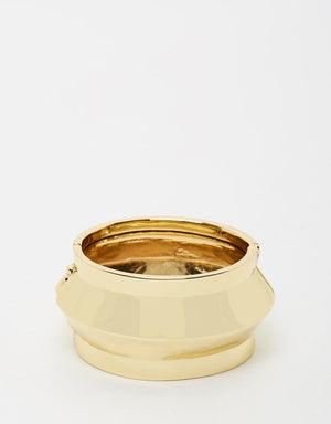 Izoa Formation Cuff Gold