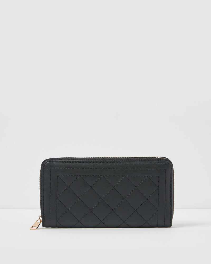 Izoa Frankie Wallet Black