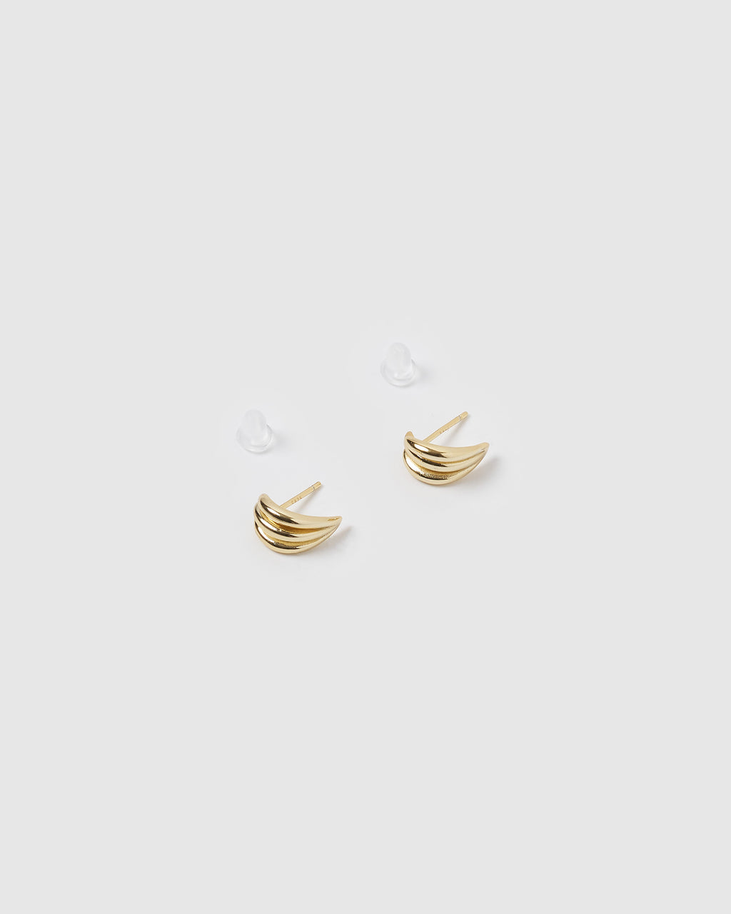 Izoa Fantasize Earrings Gold