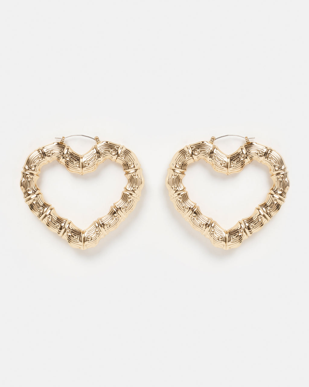 Izoa Love Sick Earrings Gold
