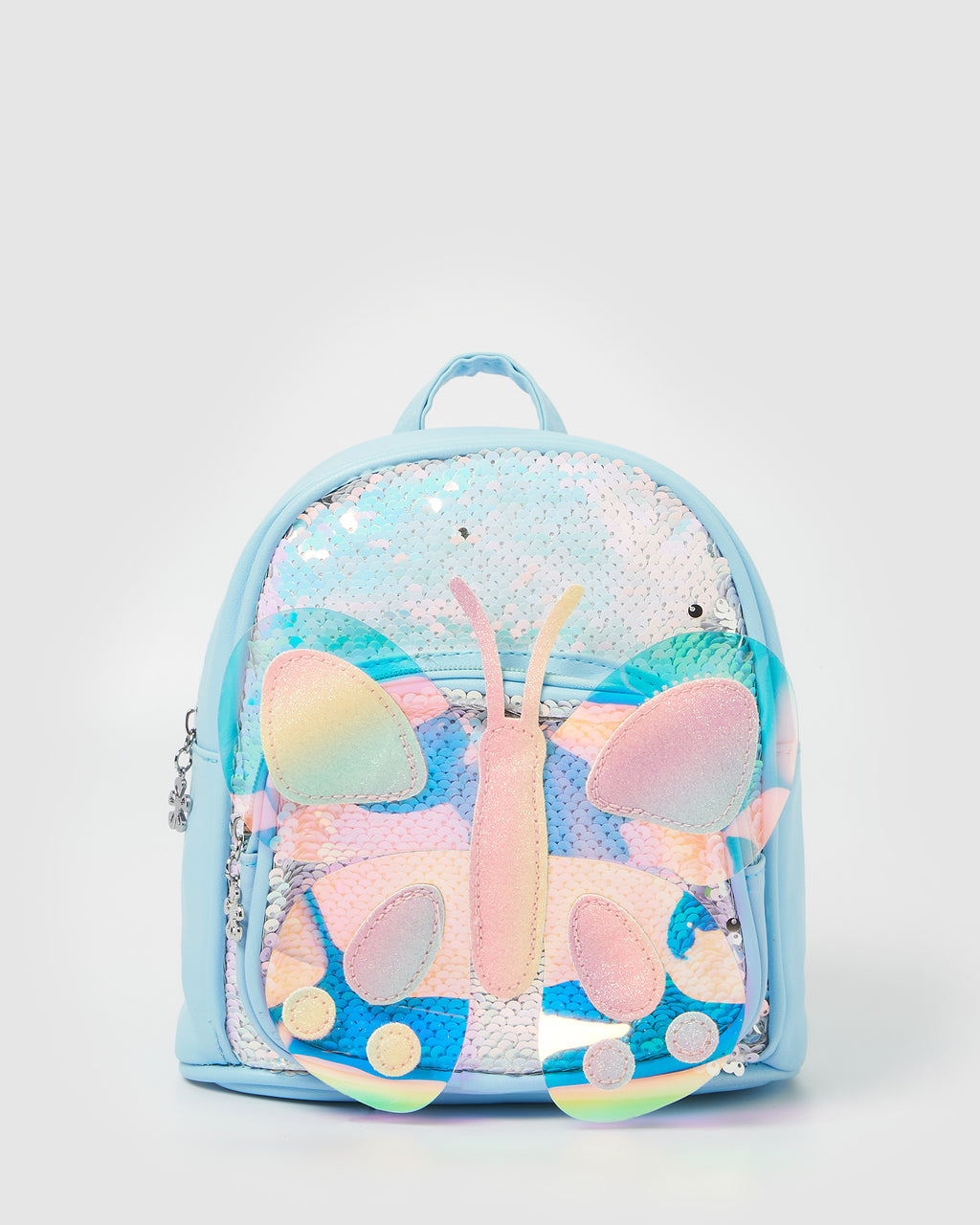 Izoa Kids Cali Butterfly Backpack Blue