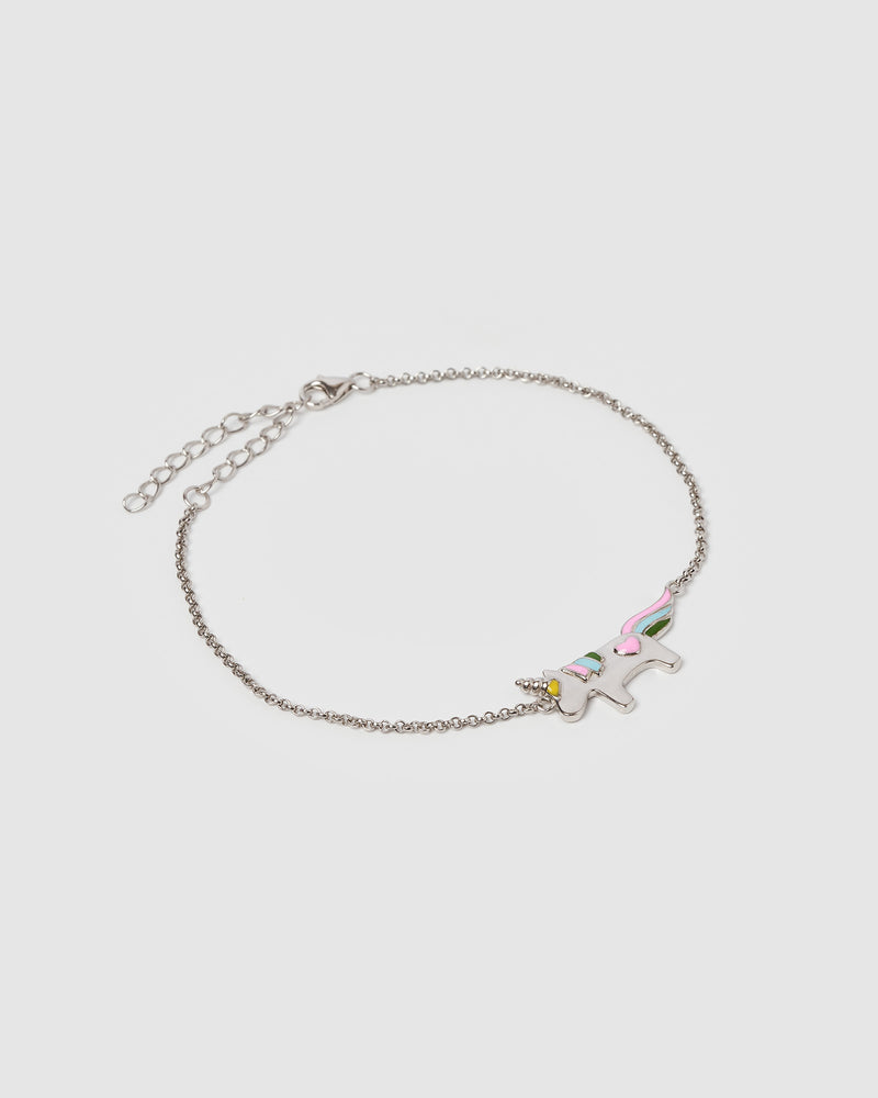 Izoa Kids Starbeam Bracelet Sterling Silver