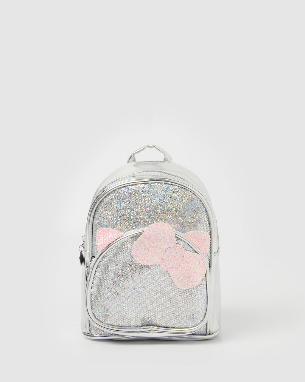 Izoa Kids Matilda Backpack Silver