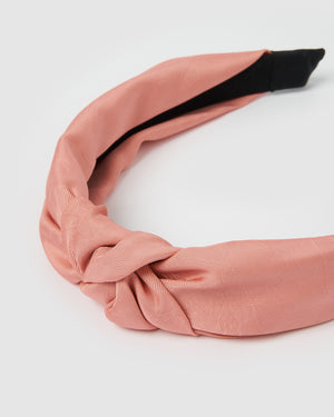 Izoa Dakota Headband Rose