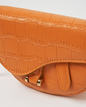 Izoa Kids Avery Crossbody Bag Orange