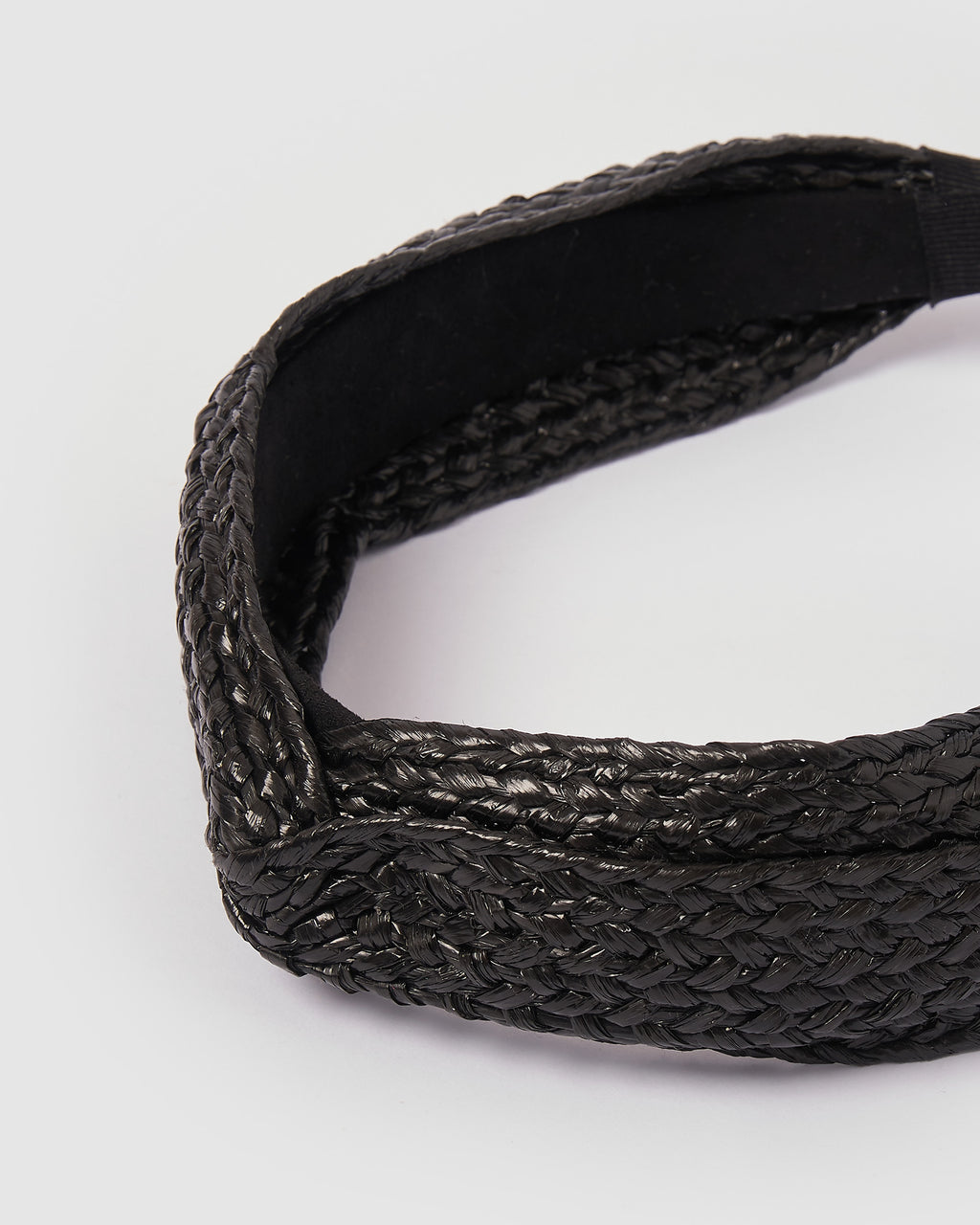 Izoa Sandy Headband Black