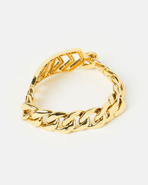 Izoa Tribal Bracelet Gold
