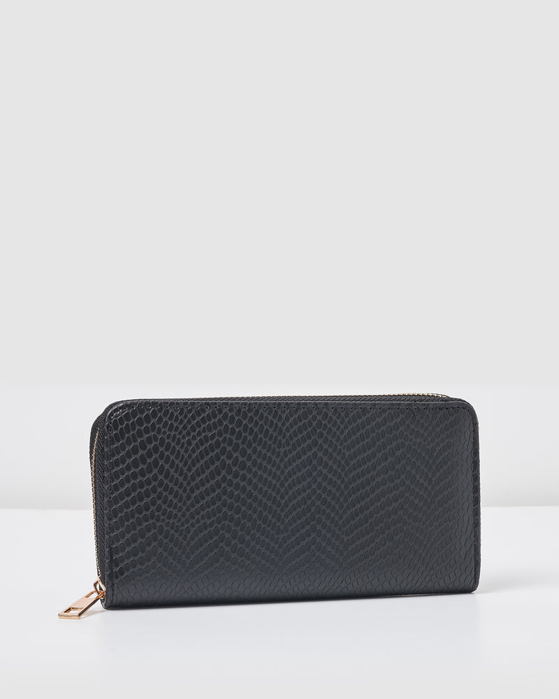 Izoa Dana Wallet Black