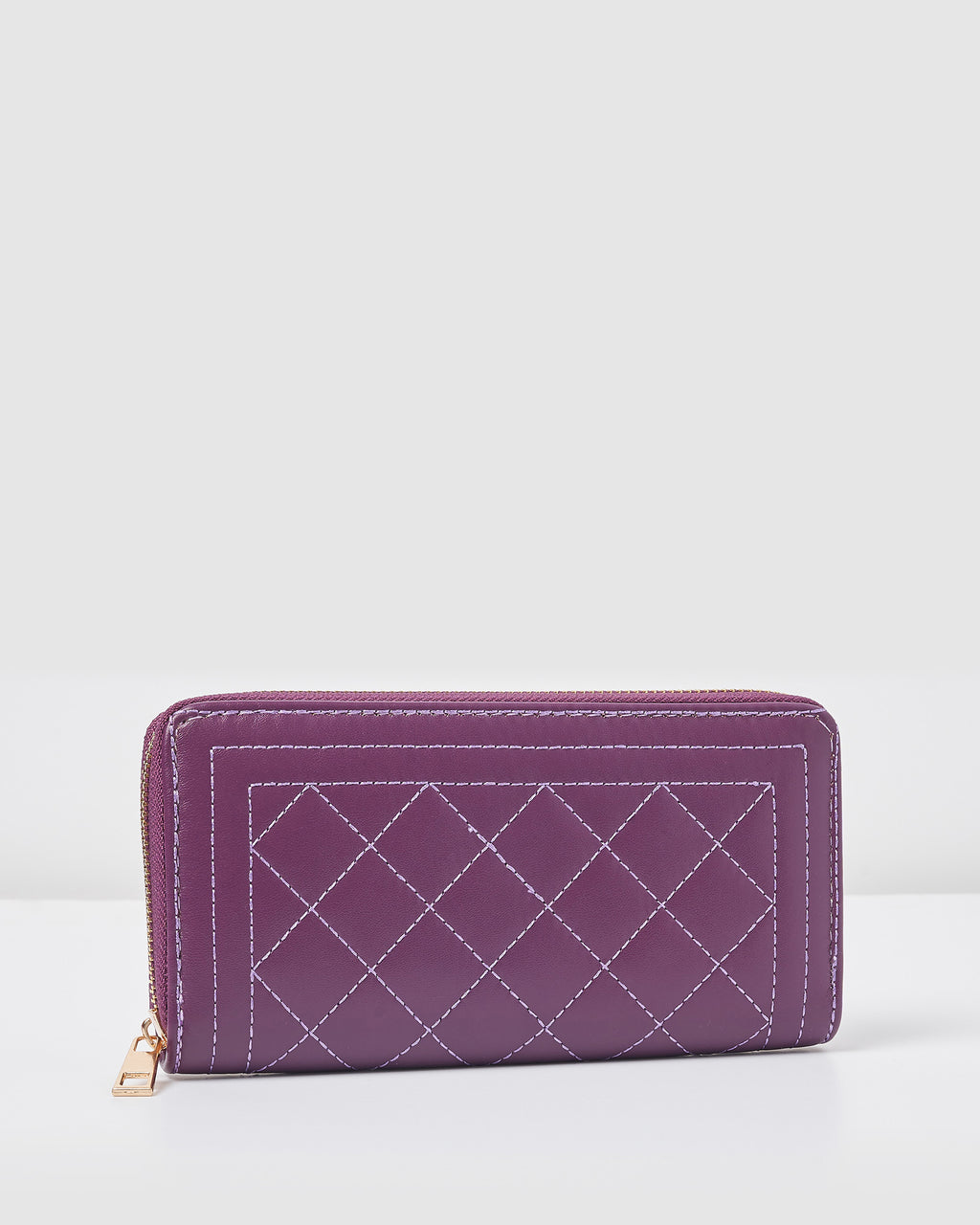 Izoa Frankie Wallet Purple