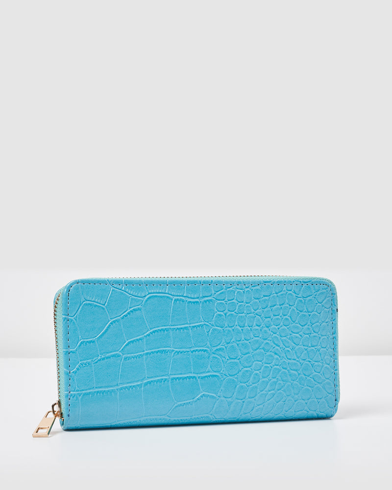 Izoa Kyra Wallet Blue