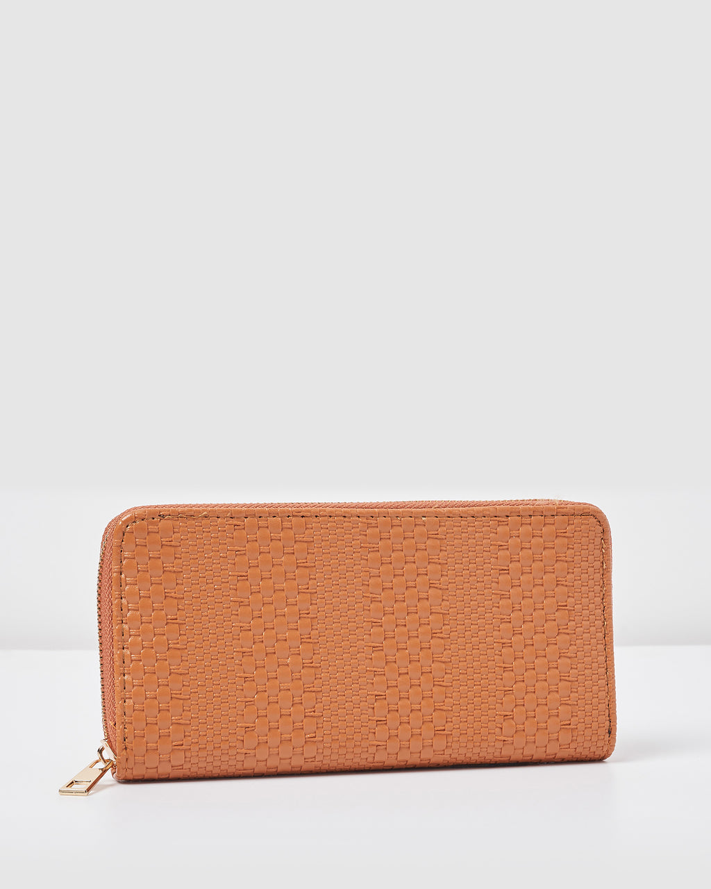 Izoa Tara Wallet Tan