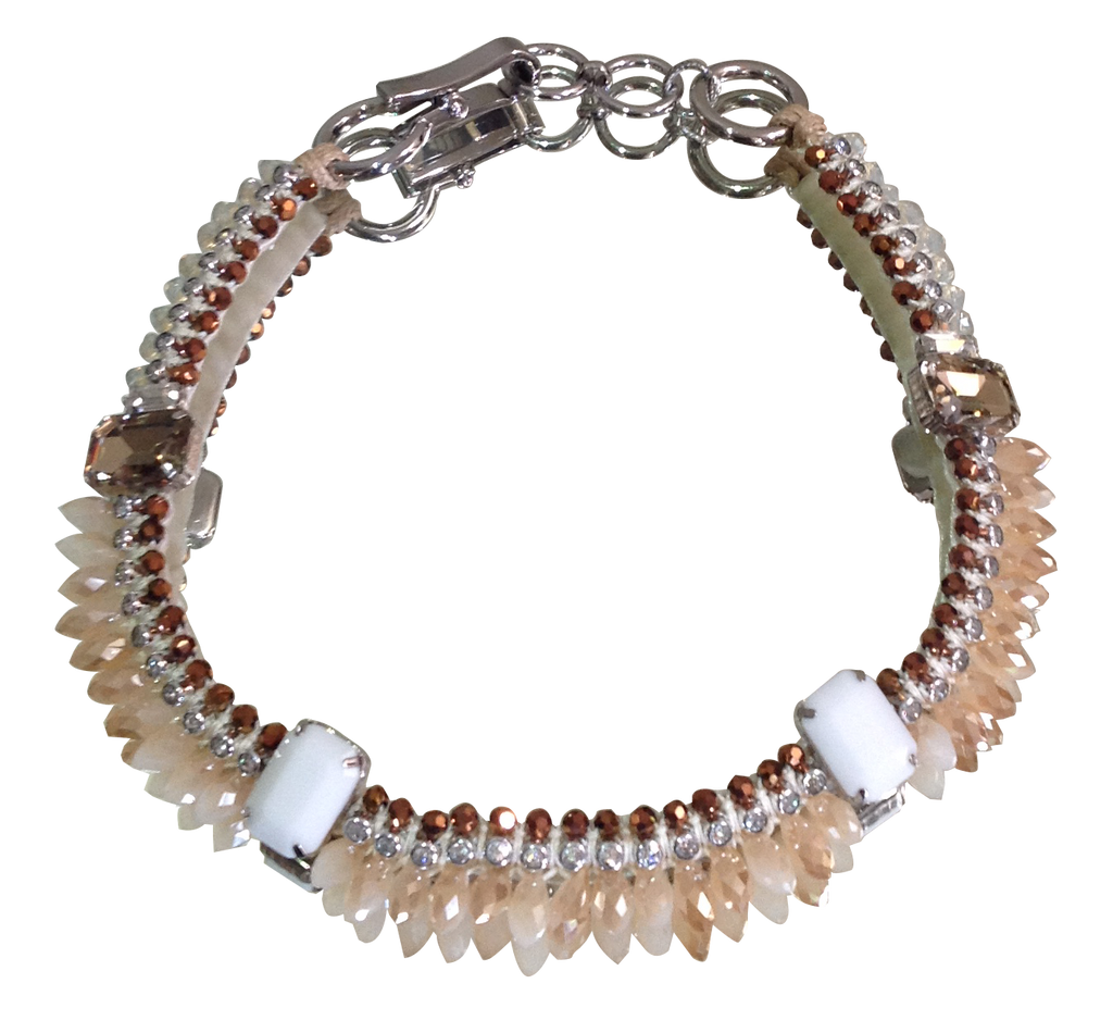 Izoa Sam Necklace Nude