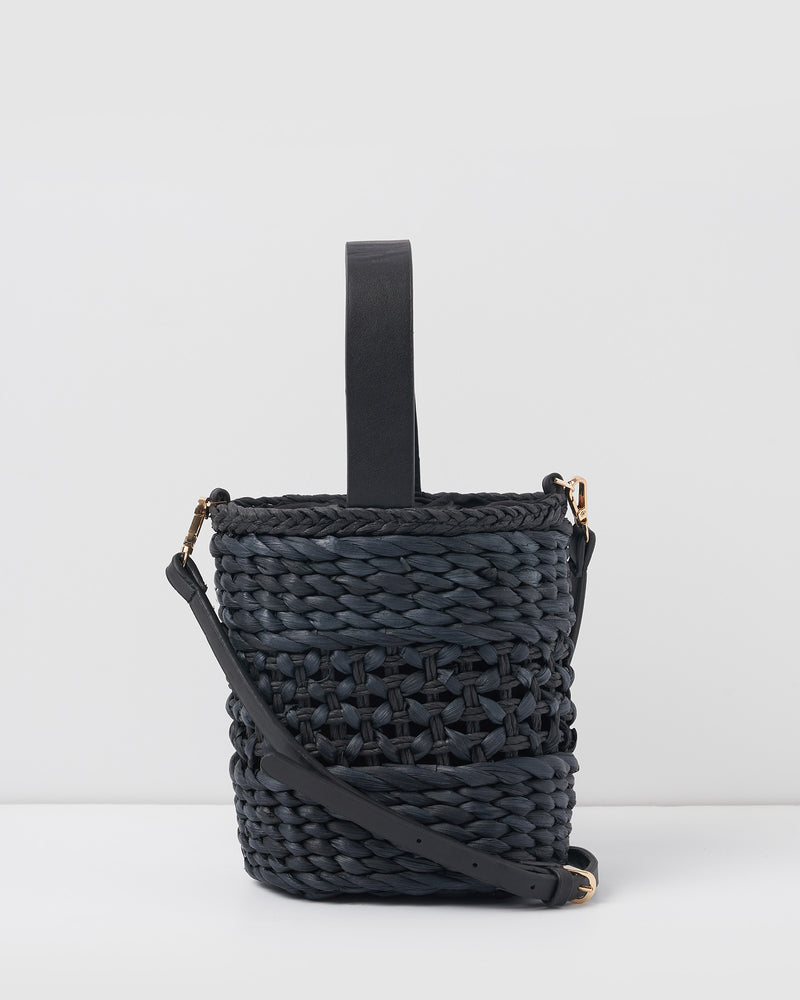 Izoa Addison Handbag Black