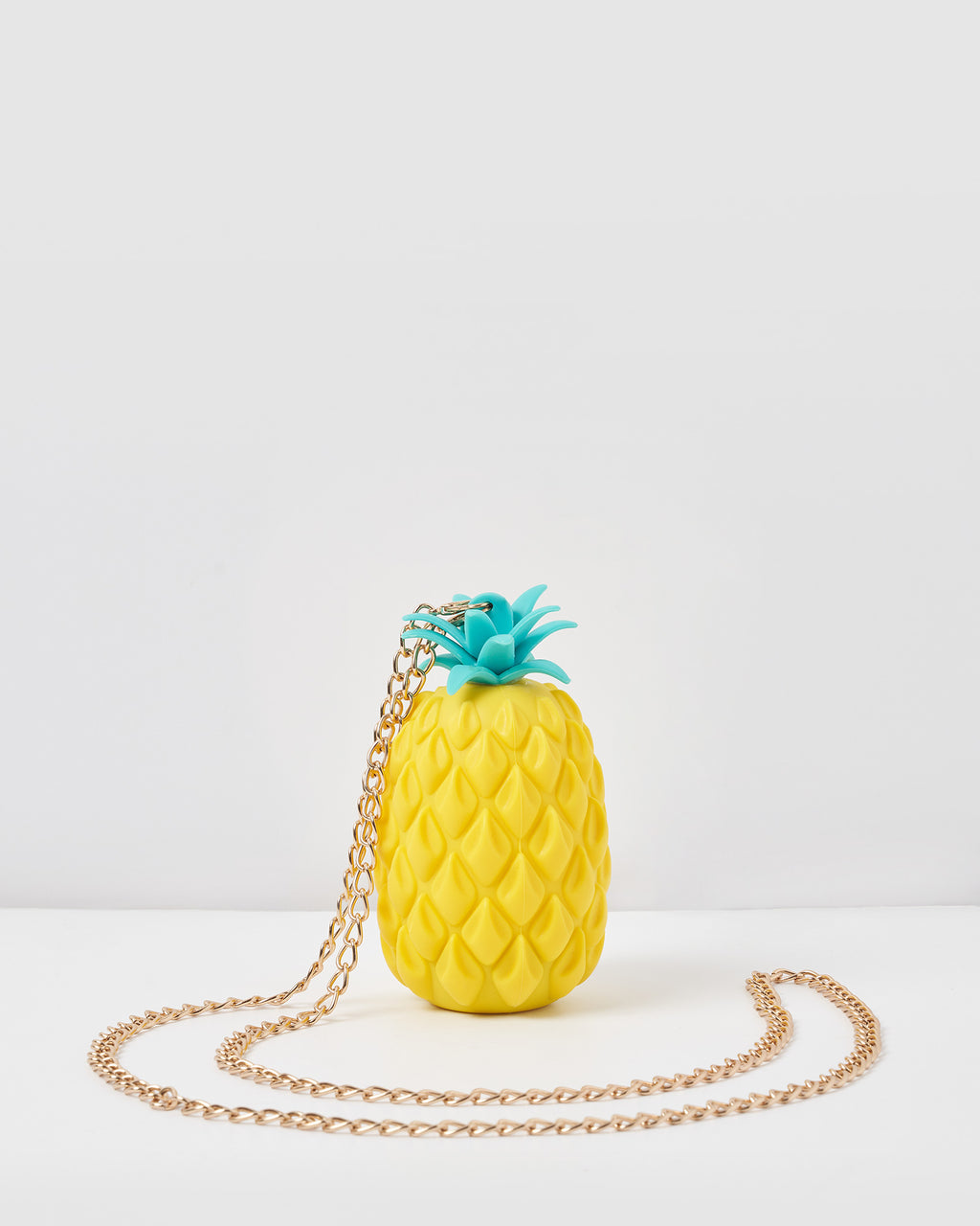 Izoa Kids Juicy Pineapple Crossbody Bag Yellow