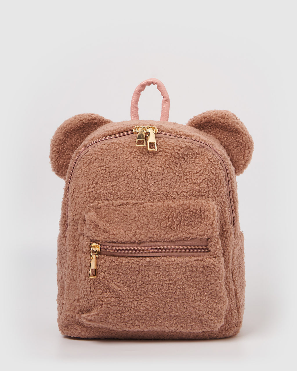 Izoa Kids Winnie Backpack Chocolate