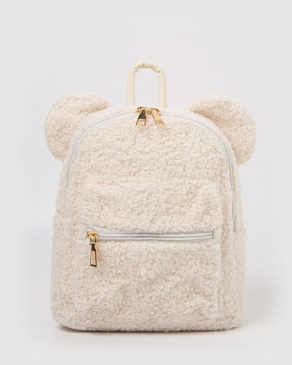 Izoa Kids Winnie Backpack Cream