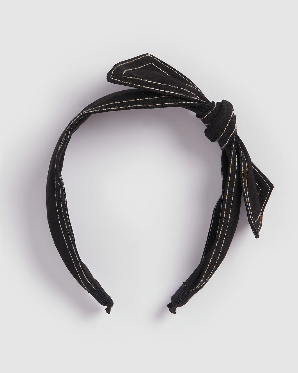 Izoa London Headband Black