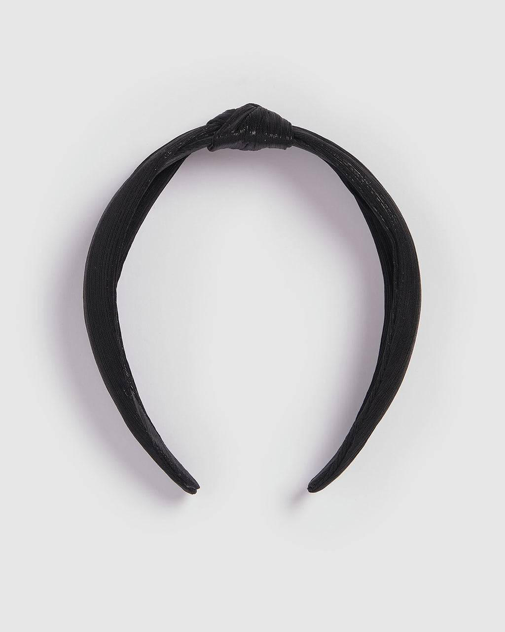 Izoa New York Headband Black
