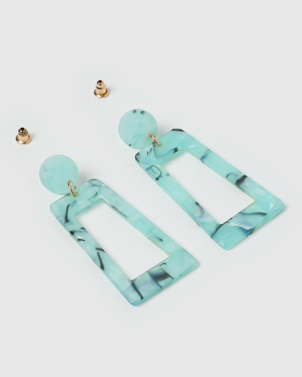 Izoa Jelena Earrings Mint