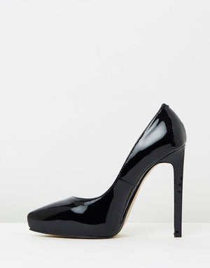 Izoa Kate Heels Black