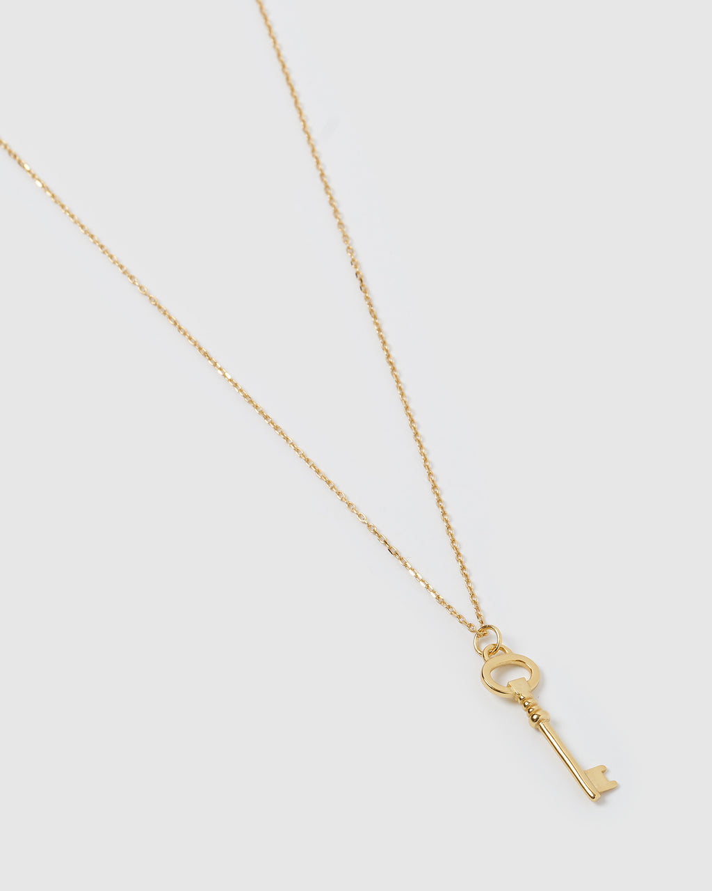 Izoa Keepsake Necklace Gold