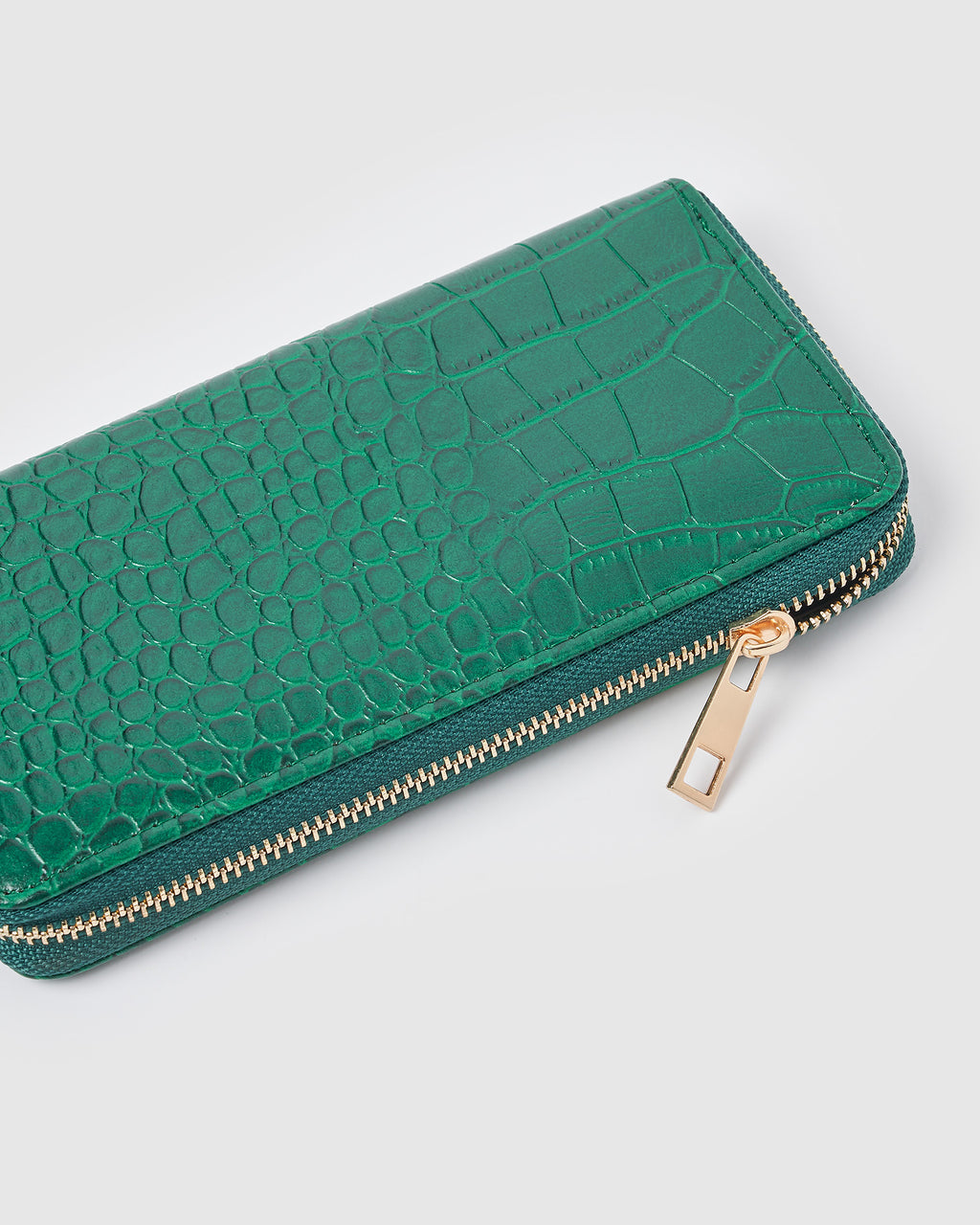 Izoa Kyra Wallet Emerald Green