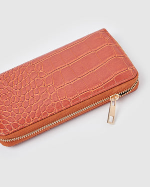 Izoa Kyra Wallet Tan