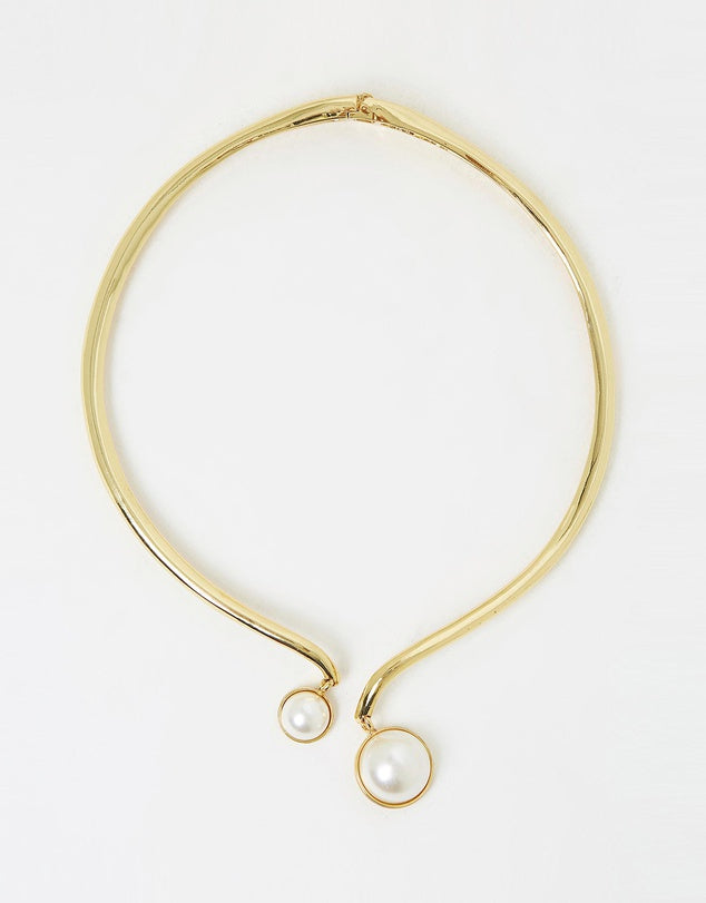 Izoa Minerva Necklace Gold