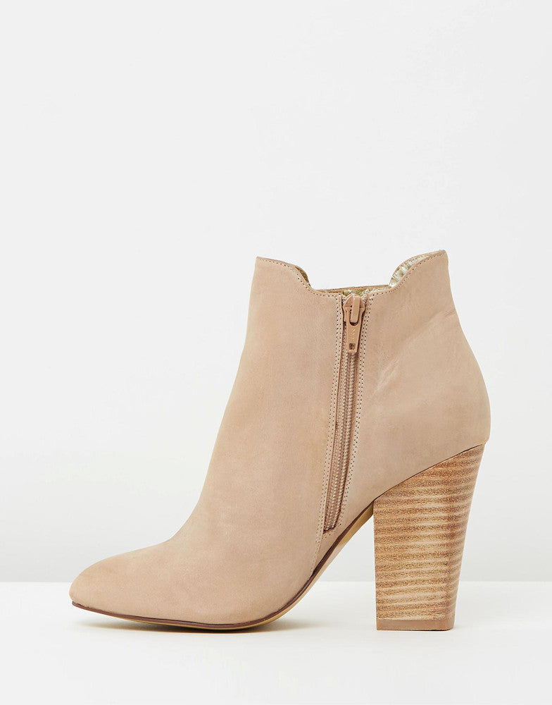 Izoa Taupe Patrol Boot (SIZES 35 & 41 ONLY)