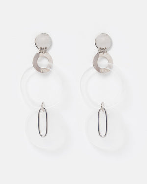 Reflections Earrings Silver