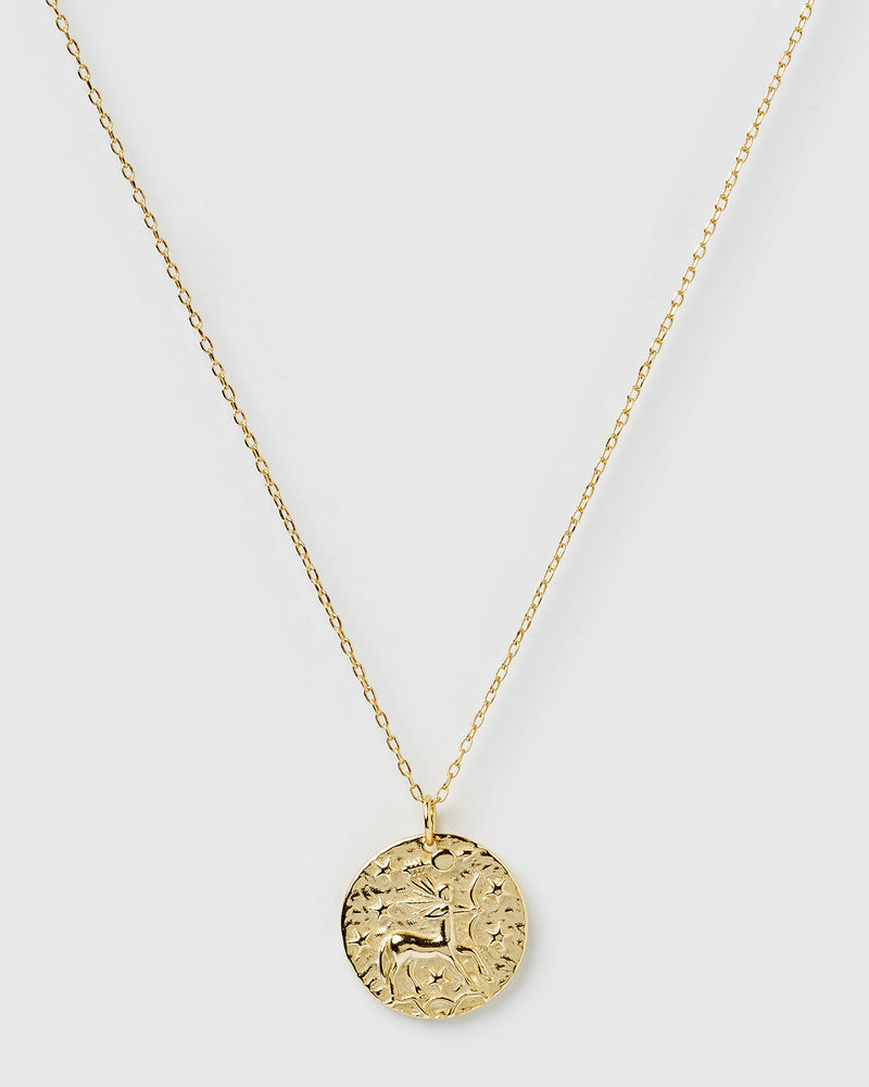 Izoa Star Sign Necklace Sagittarius