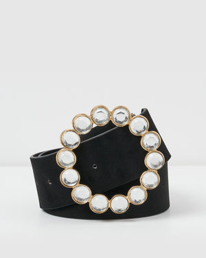 Izoa Shine Bright Belt Black