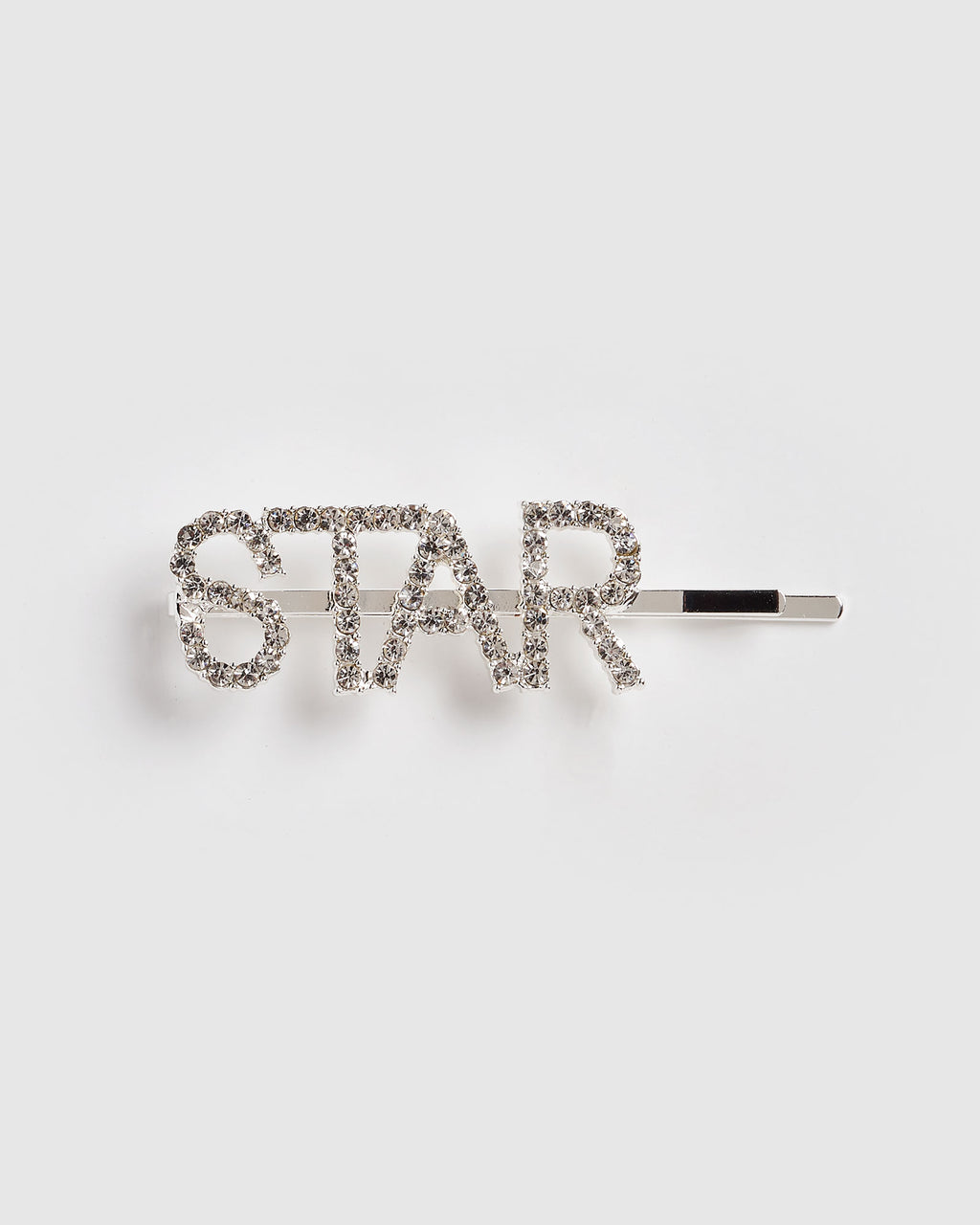 Izoa Star Hair Pin Silver