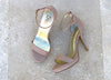Izoa Suyin Heels Nude (SIZE 38 & 40 ONLY)