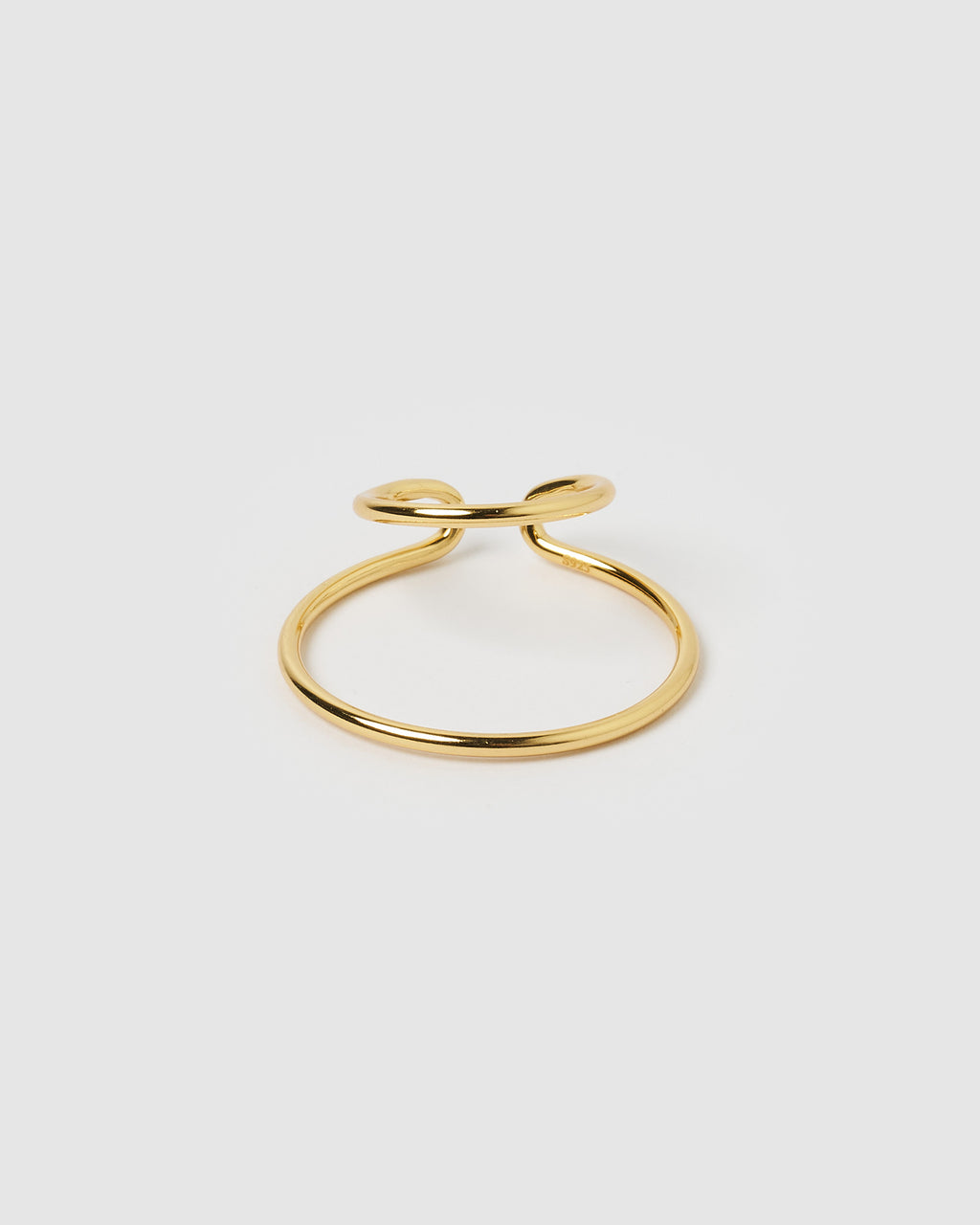 Izoa Solar Ear Cuff Gold