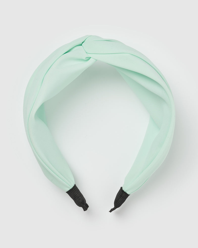 Izoa Taylor Headband Mint