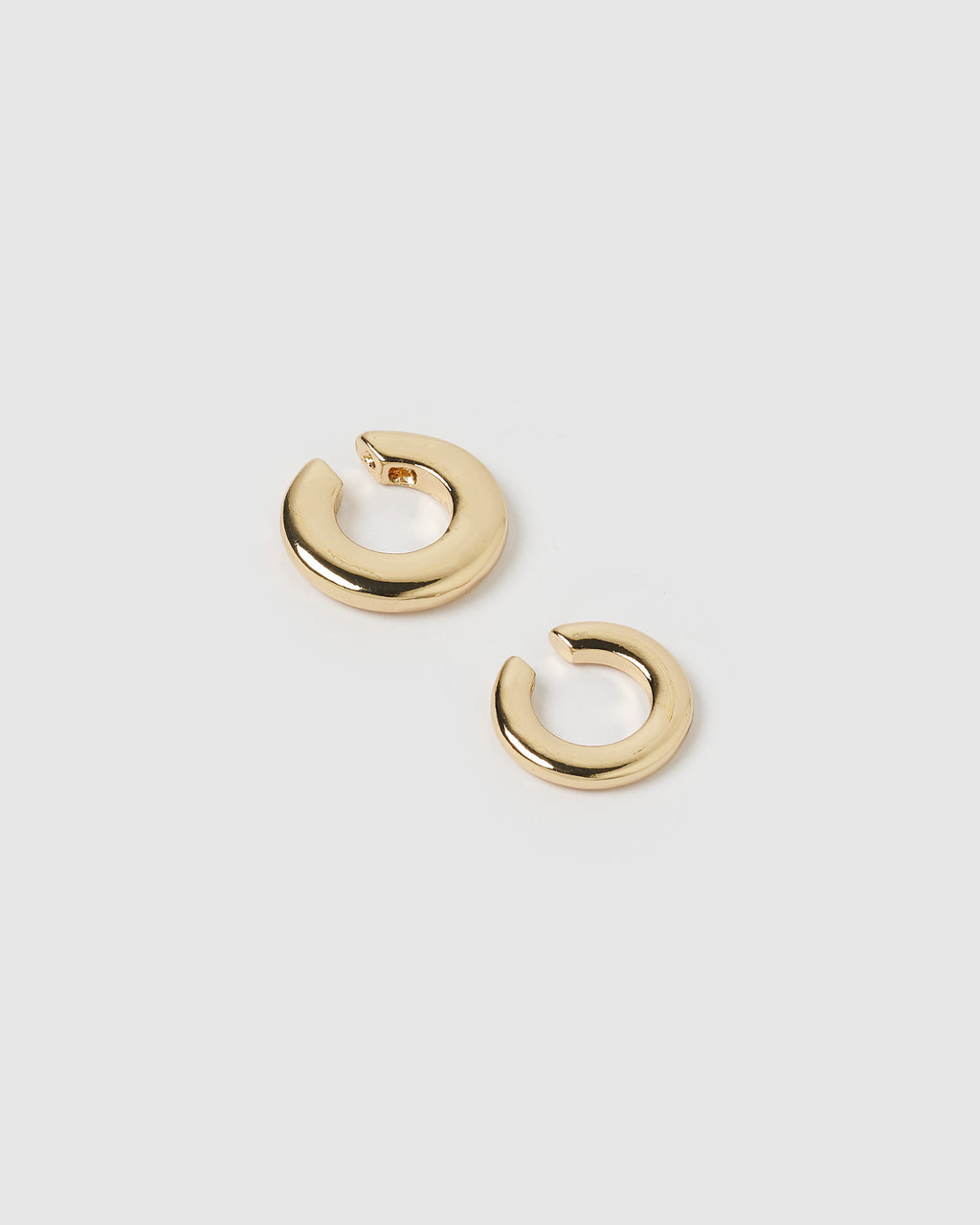 Izoa Tia Ear Cuff Set Gold