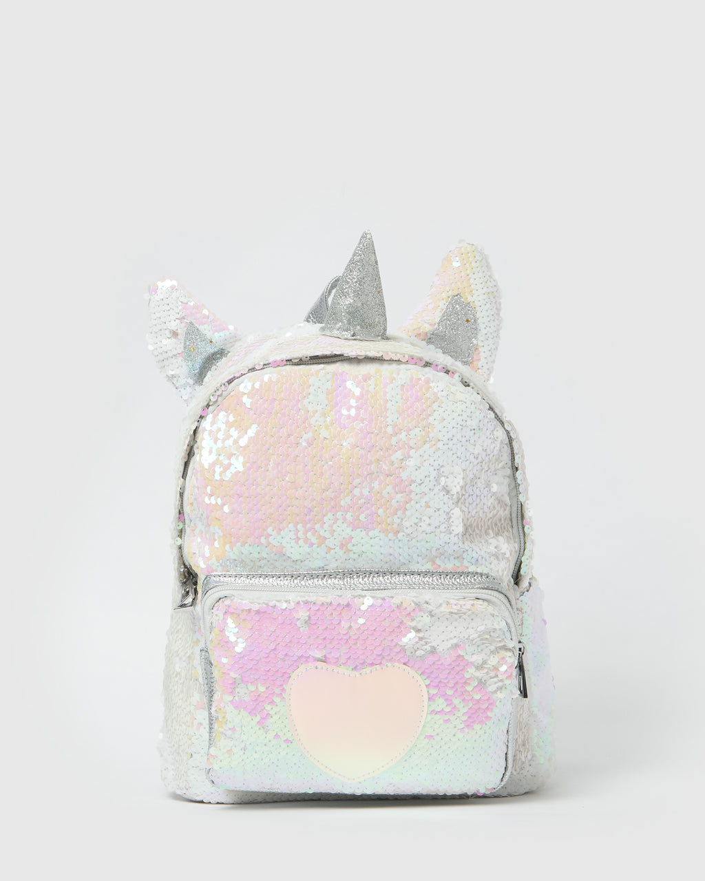 Izoa Kids Starlight Backpack Silver