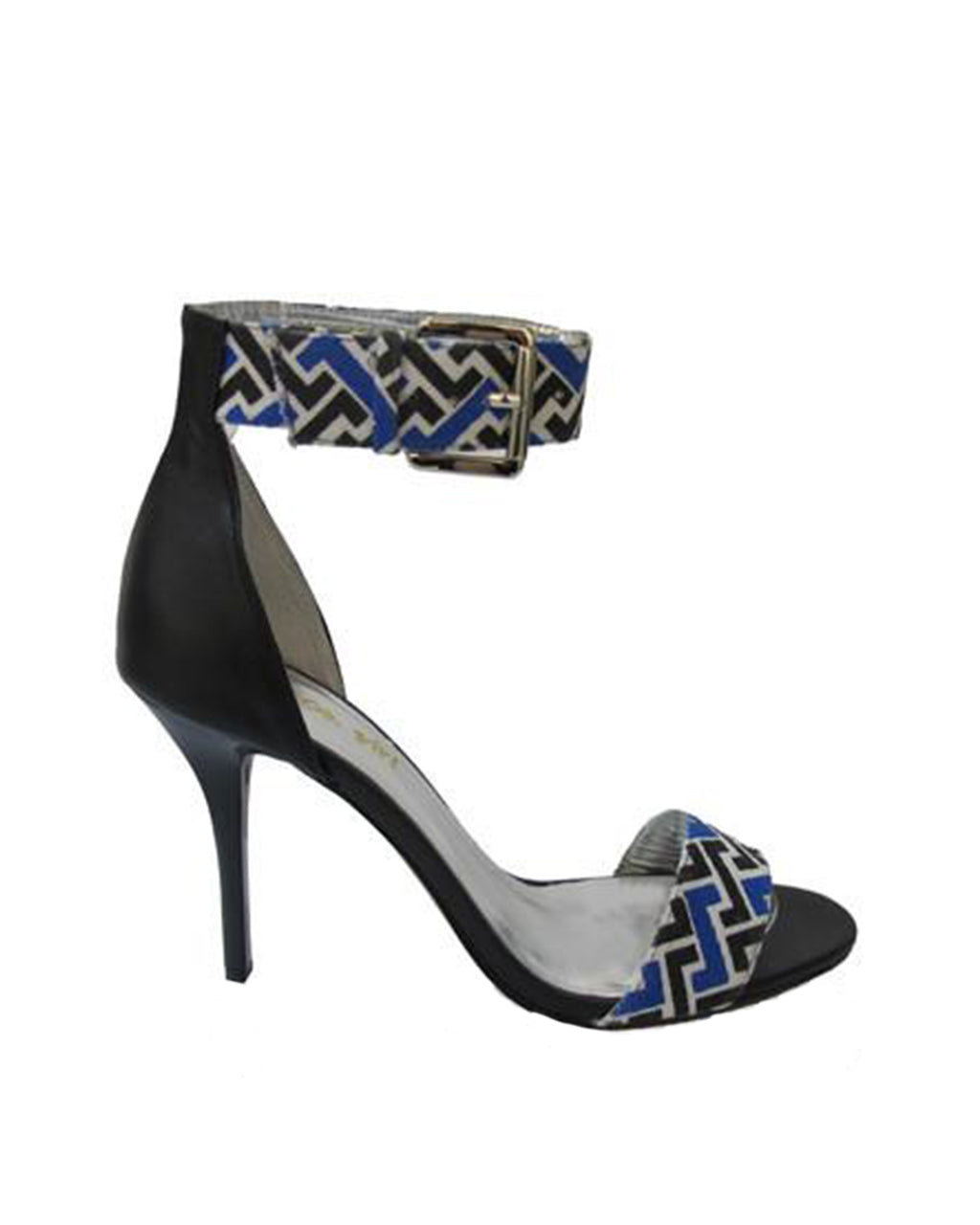 Izoa Girl Madison Square Heels Blue