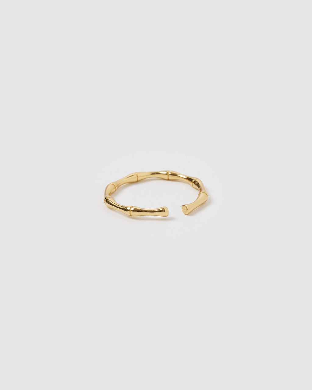 Izoa Bamboo Ring Gold