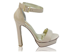Izoa Candice Heels Nude [SIZE 40 ONLY]